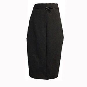 BOGO🆓 Cato Heather Grey Skirt, Large